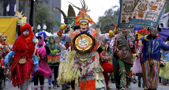 New Orleans Mardi Gras 2017: Dates, List Of Popular Parade Routes, Schedules