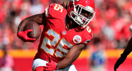 NFL Combine Rumors: Jamaal Charles to Eagles?