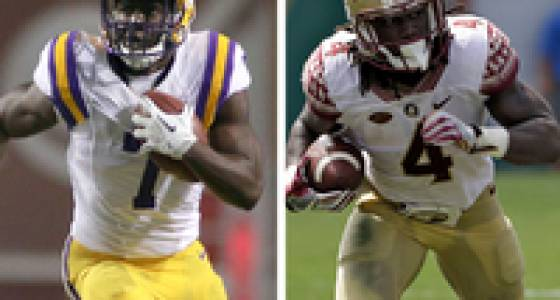 NFL draft poll: 13 of 20 clubs prefer Fournette over Dalvin Cook