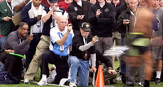 NFL Draft: Pro Day schedule for 2017 prospects