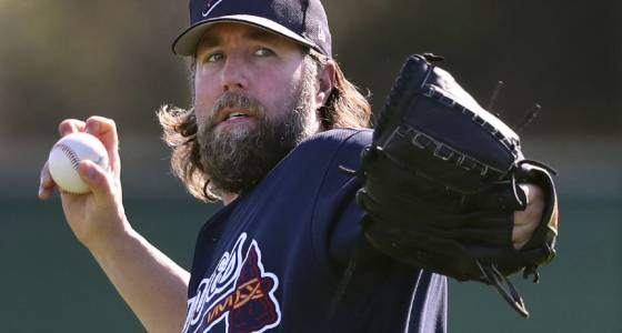 NL East fits Dickey like a glove: Griffin | Toronto Star