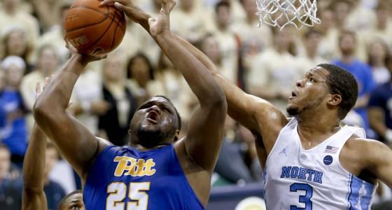 No. 8 North Carolina keeps rolling, tops Pitt 85-67