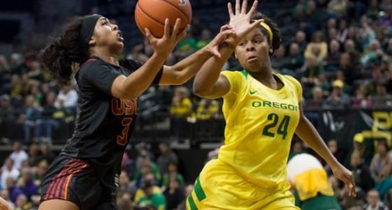 No. 8 Stanford women hold off Oregon Ducks
