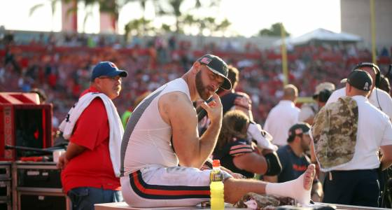 No shoulder surgery for Bears' Kyle Long this offseason