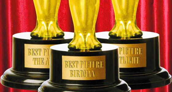 Nobody cares about any recent Best Picture Oscar winners
