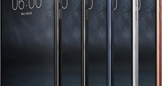 Nokia 6 Arte Black Vs Nokia 5 Vs Nokia 3: Specs Comparison For MWC 2017 HMD Smartphones