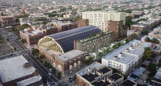 Nonprofit joins push for Crown Heights armory project