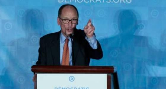 Obama-era veteran picked to lead Democratic Party