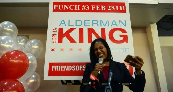 Obama, Preckwinkle-backed Ald. King claims victory in 4th Ward special election