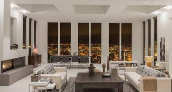 Old Spaghetti Factory founder's modern pad with over-the-top views for sale at $2.5 million (photos)