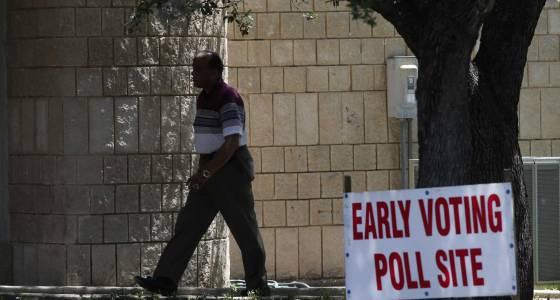 On first day of early voting, turnout exceeds 2015