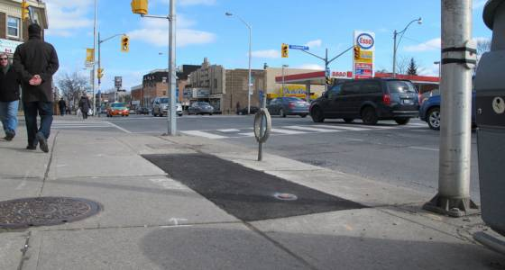 One less hole to stumble into at Danforth and Greenwood: The Fixer | Toronto Star