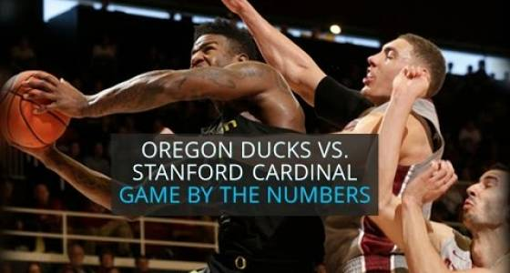 Oregon Ducks get by Stanford and now wait as Arizona and UCLA face off