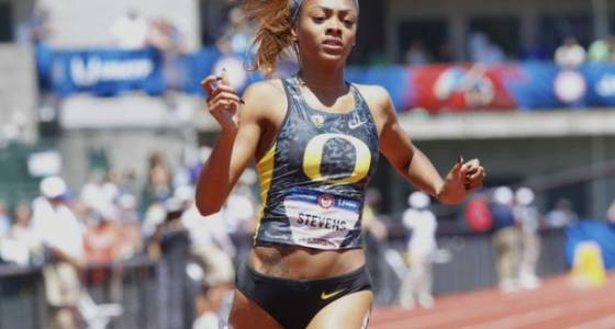 Oregon Ducks tighten their grip on the top spot in the women's college track rankings