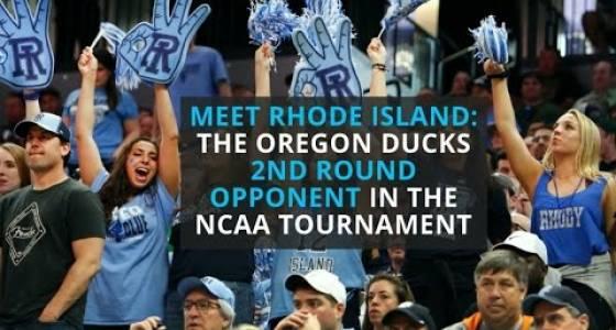 Oregon Ducks vs. Rhode Island Rams: NCAA Tournament live updates
