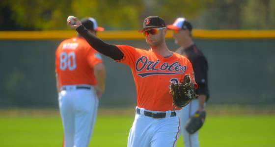 Orioles lose Christian Walker to Braves on waiver claim