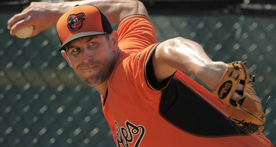 Orioles notes: Orioles planning to slow play Brach and O'Day