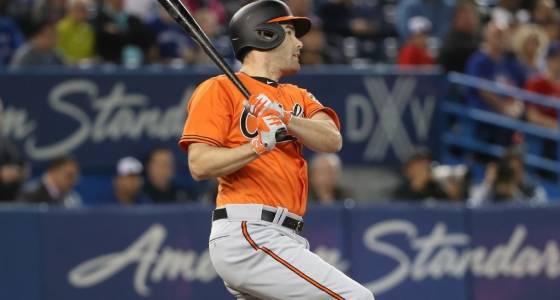 Orioles notes: Smith's hamstring better, plus more on Rickard, Aquino and Britton