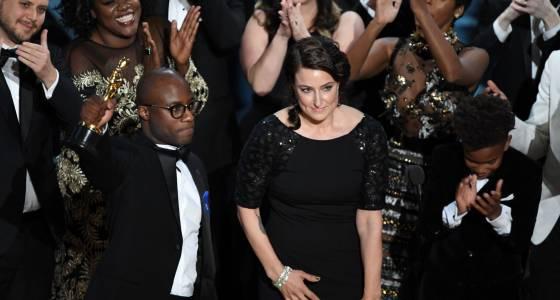 Oscar night's nutty plot twist