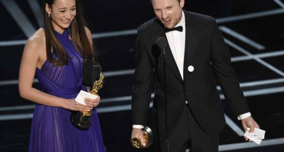 Oscar winners share statement from DP denied entry to US