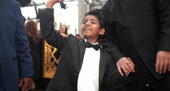 Oscars 2017: Twitter Reacts To Jimmy Kimmel And Sunny Pawar 'Lion King' Skit
