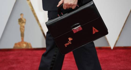 Oscars mistake could prove a major blow to PricewaterhouseCoopers' reputation