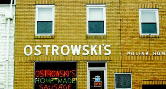 Ostrowski's sausage shop on Washington Street to become rowhomes