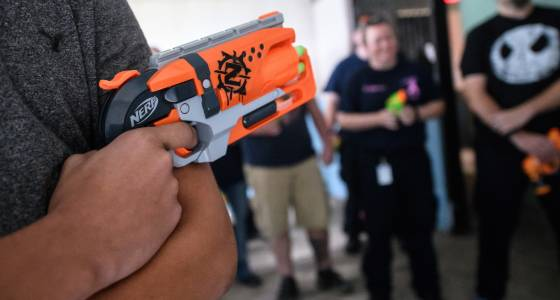 'Paranoia' toy-gun game among Glenview teens worries police, educators
