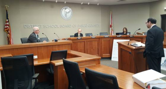 Pasco County schools rezoning hearing wraps up, decision due in about 30 days