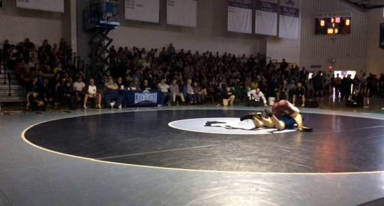 Phillipsburg wrestler Melise makes more history in title bout