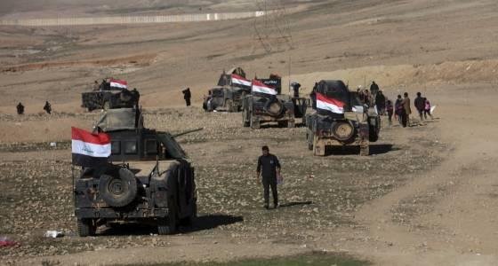Police Commandos recapture new neighborhood in Mosul: Iraq