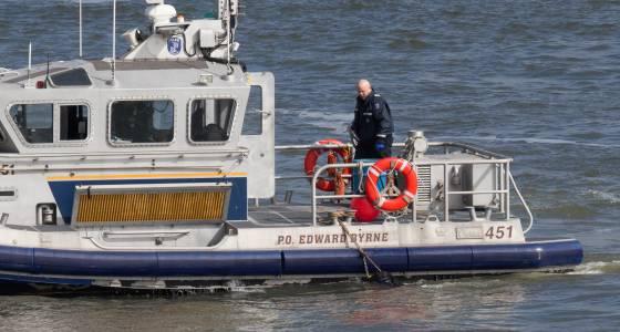 Police find dead man floating in East River