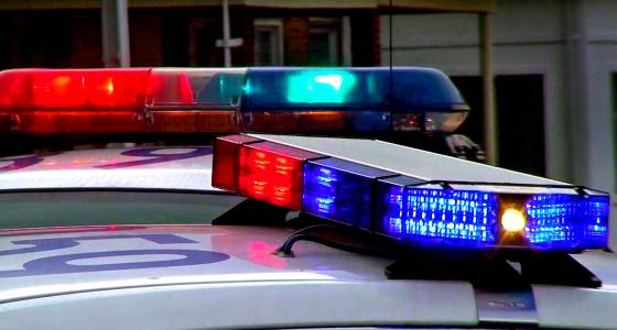 Police: Man arrested hitting fence near BWI
