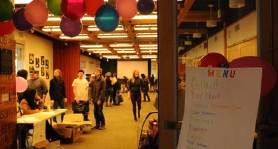 Portland kids turn disturbing study into a way to feed their community