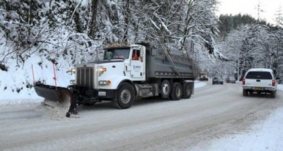 Portland takes aim at potholes left in winter storm's wake