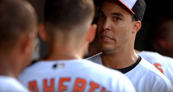 Pre-game notes: Ubaldo Jimenez encouraged by strong first outing; Hardy on schedule