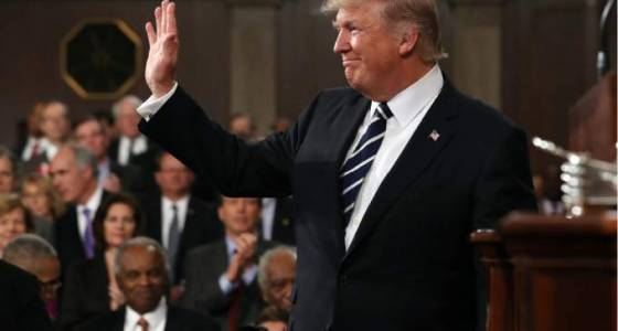President Trump sees 'new chapter of American greatness' in big speech