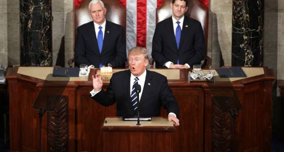 President Trump's speech to Congress: A big shift in tone, but tough choices left to Congress