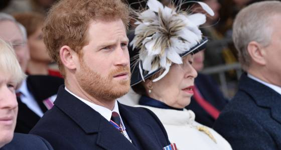 Princess Diana's Ex Shuts Down Rumors He Fathered Prince Harry