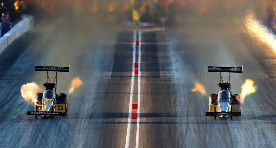 Pritchett gets 2nd straight NHRA Top Fuel win