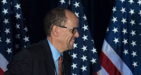 Progressives worry DNC's choice of Perez suggests party hasn't learned lesson