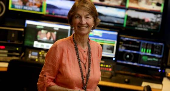 Public broadcaster KRCB's shoestring success story tied to CEO Nancy Dobbs