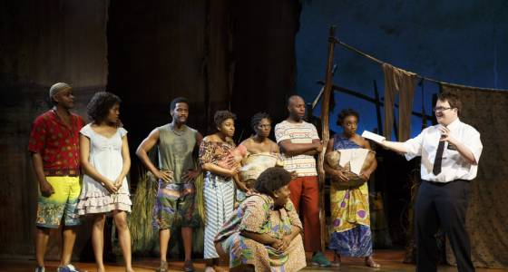 Q&A with Book of Mormon cast member Sterling Jarvis   Toronto Star
