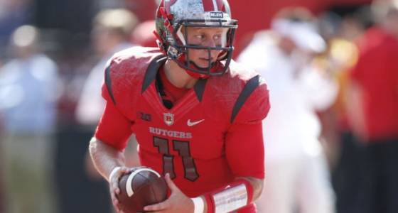 QB Hayden Rettig, Rutgers transfer, commits to Tennessee Tech: 'I really want this'