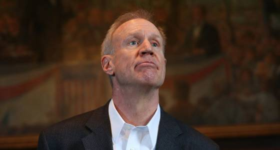 Rauner skips dinner with Trump in D.C., is 'in conversations' with administration about violence