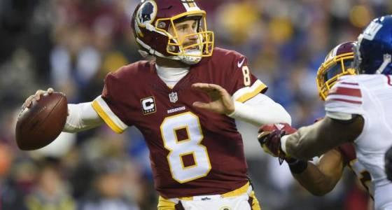 Redskins quarterback Kirk Cousins, linked to 49ers, given franchise tag