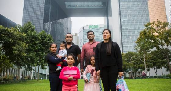 Refugees who sheltered Snowden now live in fear