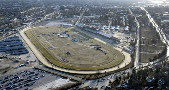 Renovating Pimlico Race Course would cost around $300M, study says