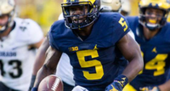 Report: Ravens host Jabrill Peppers on pre-draft visit