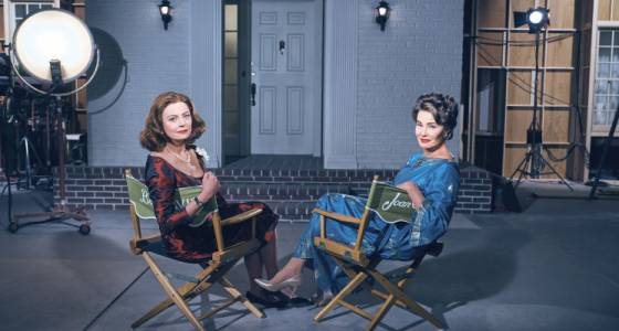Review: Scoring Bette and Joan in FX's campalicious 'Feud'